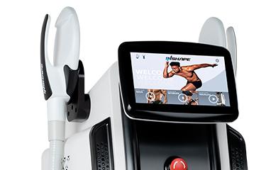 inshape μηχάνημα αύξησης μυϊκής μάζας και λιπόλυσης